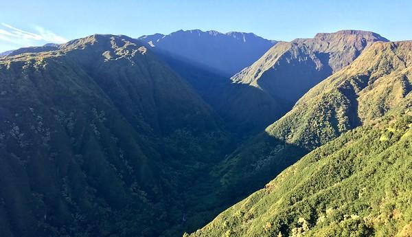 Waihee Ridge Trail Run