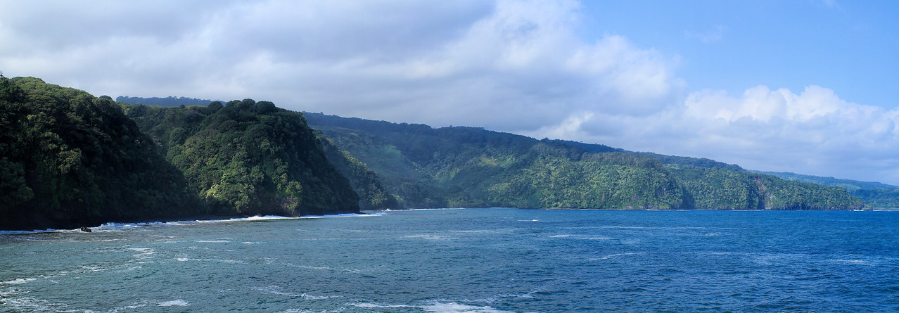 """Road to Hana"" Coastline"