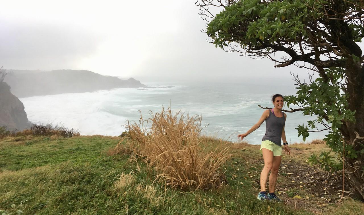 Giant Swell at Kuiha Bay