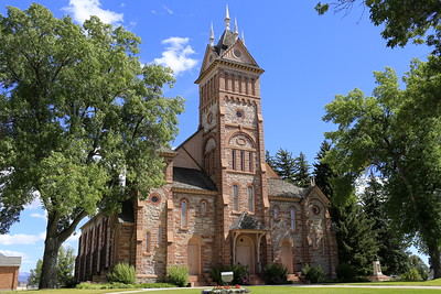 Bear Lake Stake Tabernacle, Paris, ID