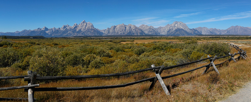 The last Grand Teton panorama, I swear ^_^