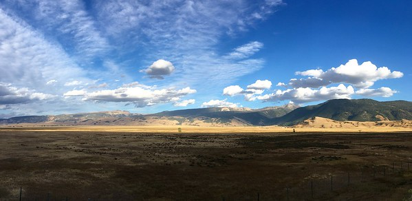 Elk Refuge plains