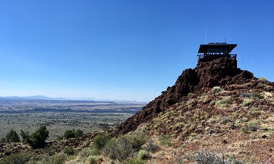 Schonchin Butte Lookout