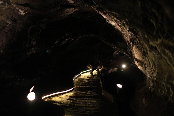 Exploring Mushpot Cave