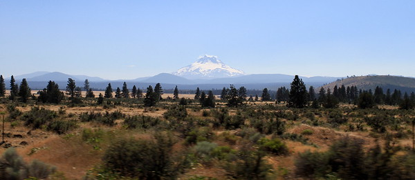 Mt Jefferson drive-by