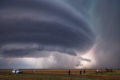 May 21st 2012 - Supercells in TX