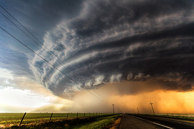 Jun 3rd 2013 - Supercells in CO