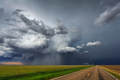 May 31st 2015 - Storms in CO