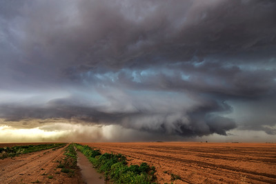 May 31st 2016 - Supercell in TX