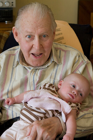 Grandpa Pleva and the slime machine, Kailey.