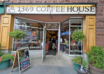 1369 Coffee House, Central Square. An Old Favorite