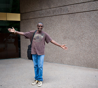 """""""You must have a photo of a black man in Dallas"""", he said to me"""