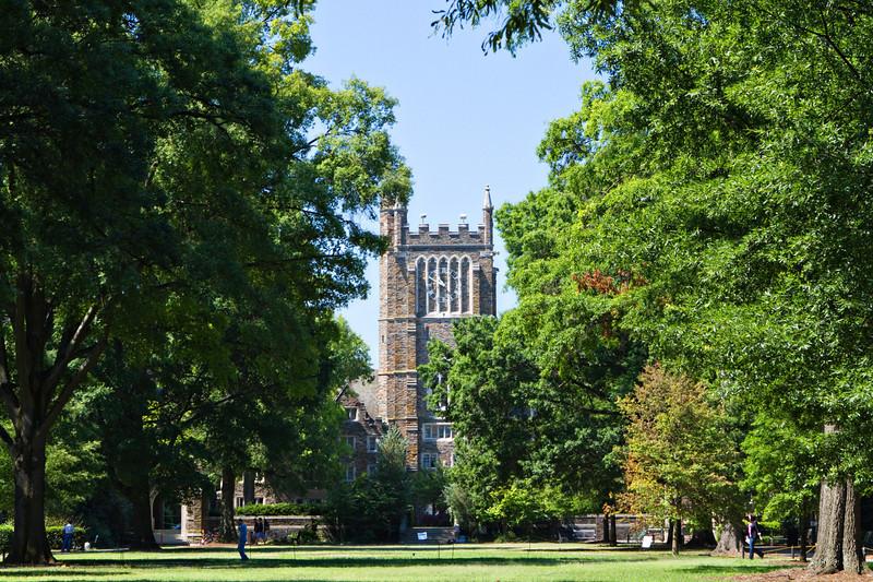 Around Duke University