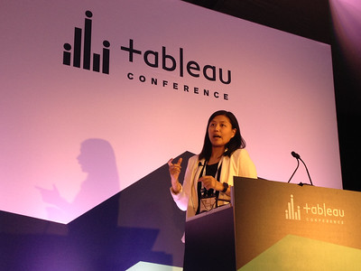 Tableau Conference 19.-23. Oktober 2015 in Las Vegas