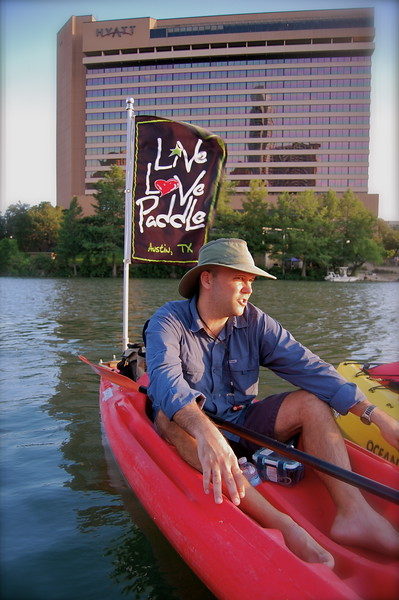 Our Live Love Paddle guide