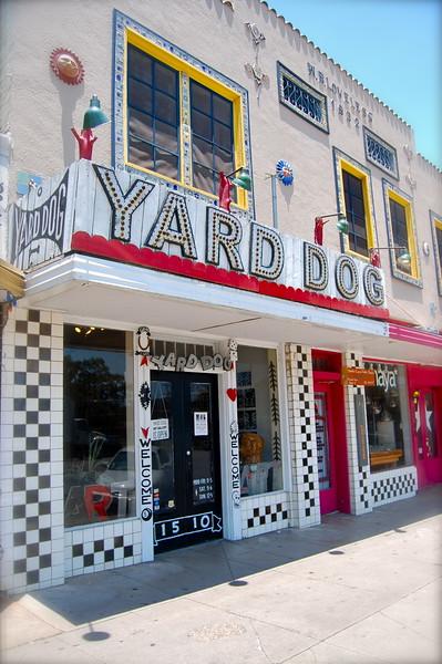 Yard Dog on South Congress