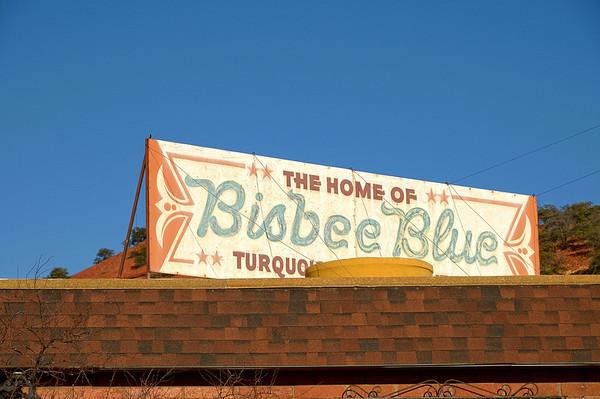 On quitte Bisbee pas trés tot....8H