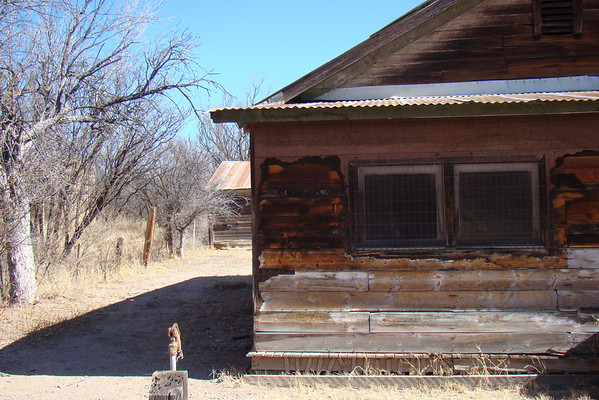 Faibank's post office was established May 16, 1883 and has not been discontinued. Named for N.K. Fairbank, Fairbank was a railroad supply point and stage terminal. The town had about 100 people and a Wells Fargo office, store, restaurant, meat market, saloon, and a mill.The general store was open until a few years ago and Fairbank is still on the Southern Pacific Railroad today. -