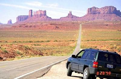 001 -  Monument Road