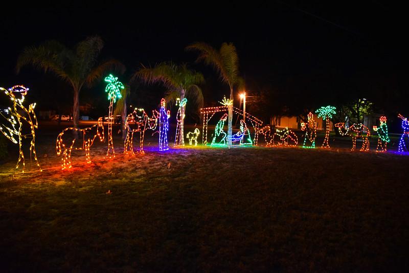 orange beach christmas lights