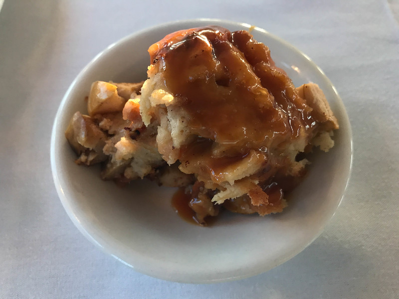 bread pudding perdido queen