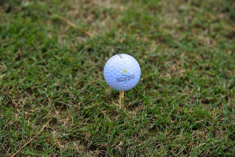 golf ball gulf shores and orange beach