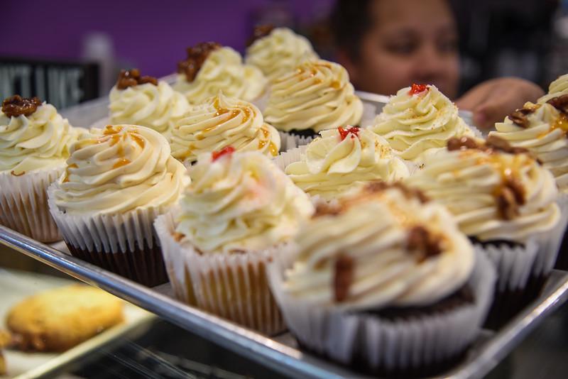 buzzcatz coffee cupcakes