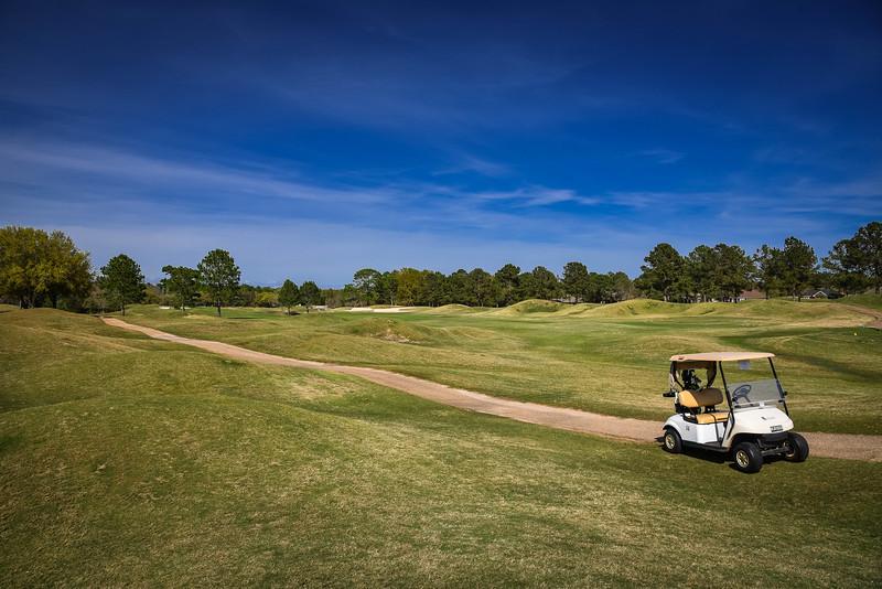 golf on the gulf coast