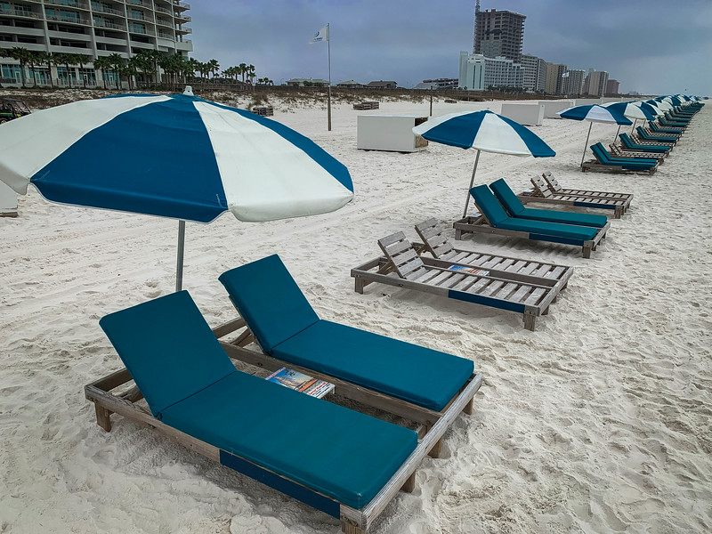 turquoise place beach chairs