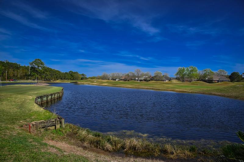 vista course glenlakes golf club