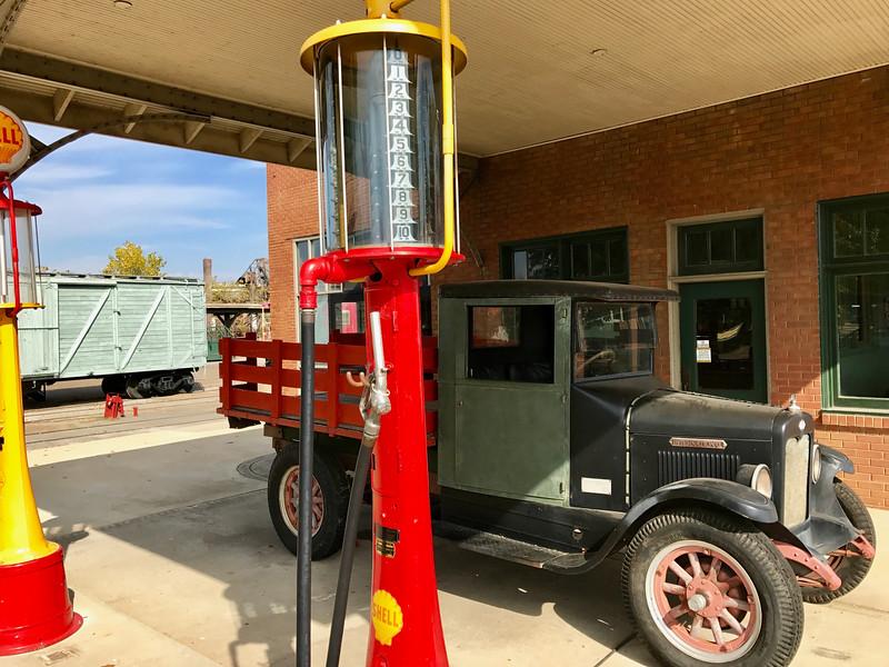 Huntsville Depot Museum - Huntsville Alabama