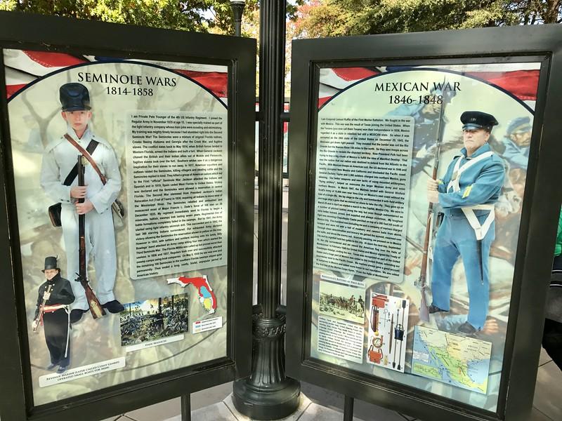 War Memorial - Huntsville Alabama