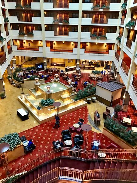 Embassy Suites Huntsville Alabama