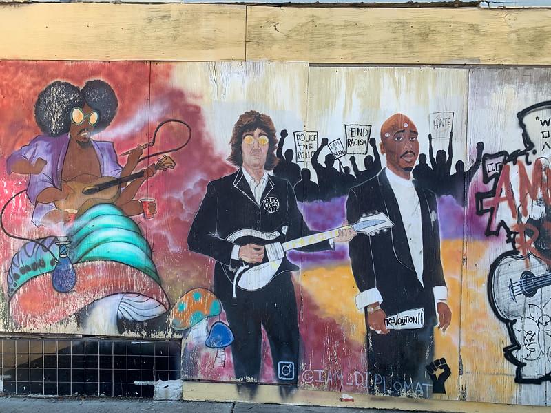 john lennon tupac mural mobile