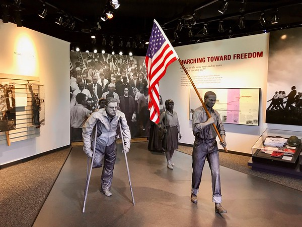 Selma To Montgomery National Historic Trail