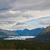 Matanuska Glacier from Glenn Highway