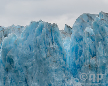 BLUE GLACIER ICE