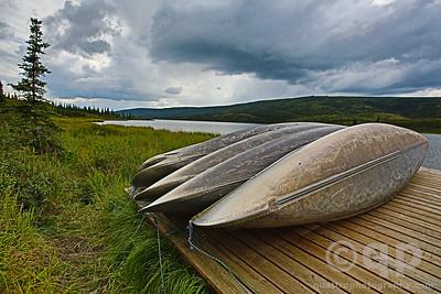 CANOE BOTTOMS