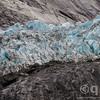GLACIER BLUE ICE