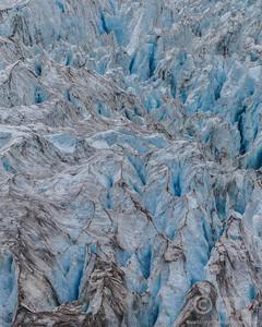 BLUE ICE LINES