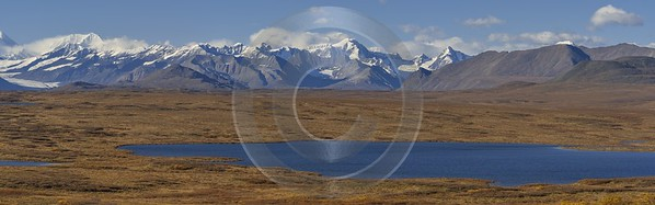 Denali Hwy Paxon Viewpoint Alaska Panoramic Landscape Photography View Point Fine Art Photographers - 020359 - 09-09-2016 - 17881x5583 Pixel