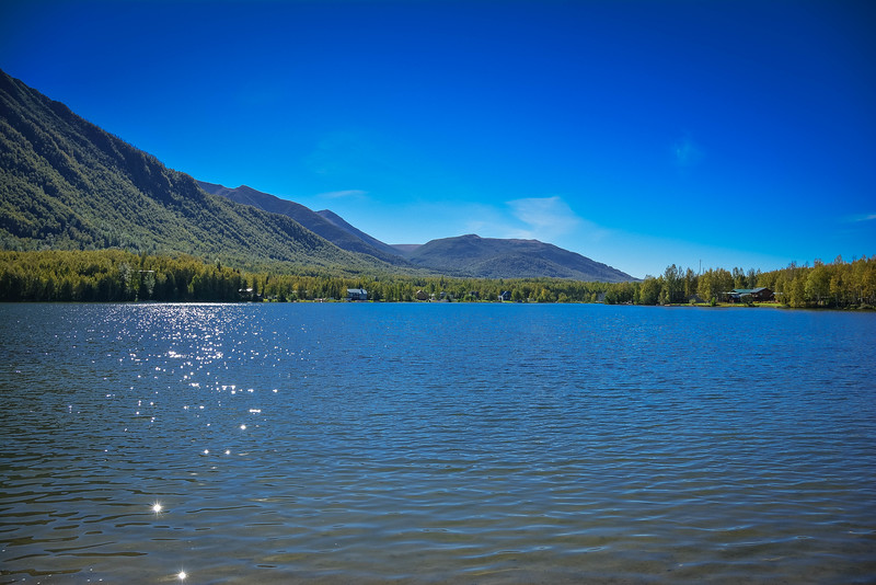 mirror lake alaska