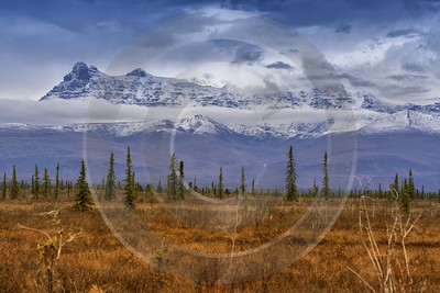 Single Shot Alaska Usa Panoramic Landscape Photography Scenic Coast Fine Art Printing Sale - 020887 - 16-09-2016 - 7952x5304 Pixel