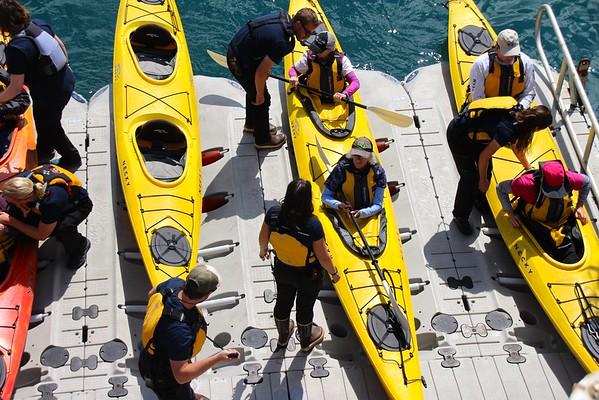 Easy Dock makes kayaking easier