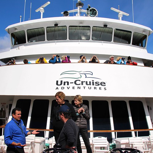 Small Ship Alaska Cruise with UnCruise Alaska – Kayaking, Wildlife and Bushwacking