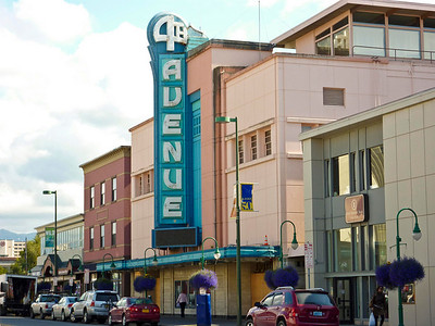 Anchorage 4th Avenue Movie Theater