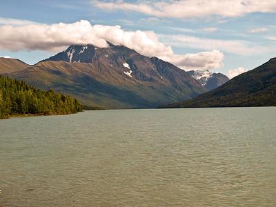 Chugach State Park, Eklutna Lake