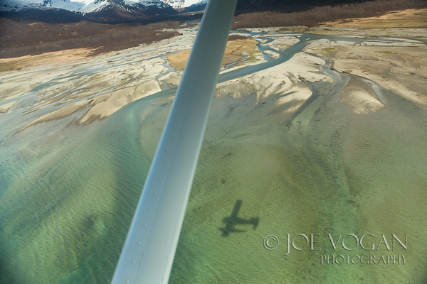 Aerial View, Katmai National Park, Alaska