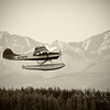 Float Plane, Lake Hood, Anchorage, Alaska