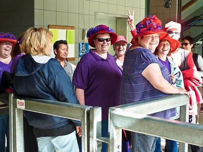 Alyeska Resort - Red Hat Ladies